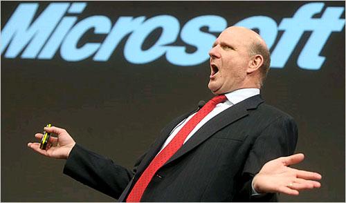 Ballmer Microsoft çalışanlarına veda konuşması yaptı, çığır açacak bir sonraki yeniliği yapacaklarını vadetti