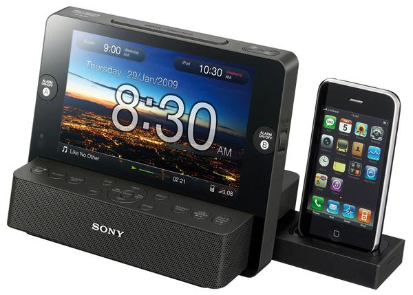 Sony ICF-CL75iP Dream Machine ile güne güzel başlayın