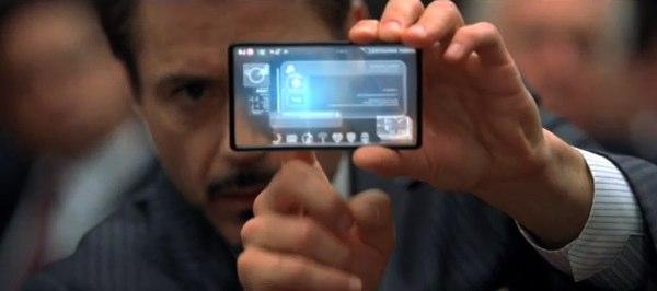 Geleceğin muhtemel teknolojik cihazları Iron Man 2'de – Galeri & Video