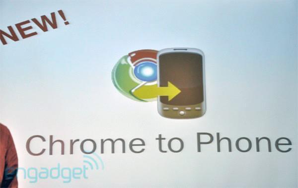 chrome-to-phone