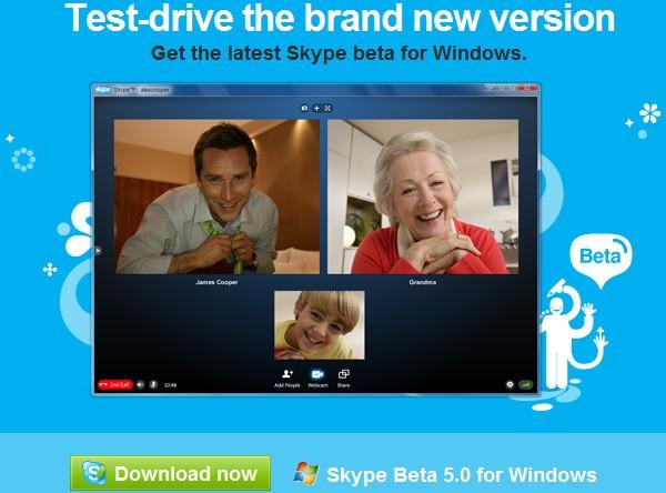skype-5-0-beta