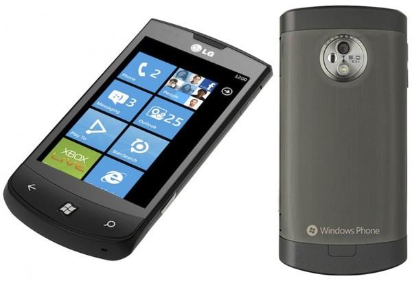 LG'nin kısa vadede Windows Phone cihazı çıkarmak gibi bir planı yok