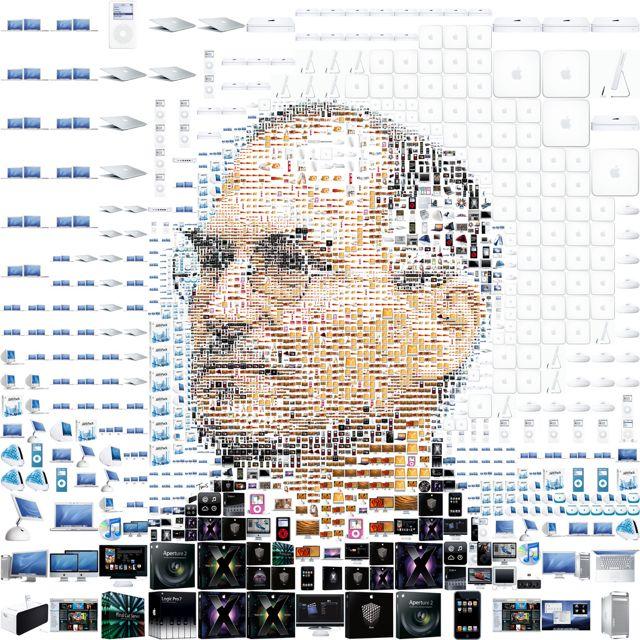 apple-steve-jobs-mozaik