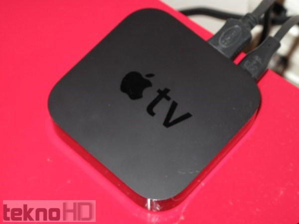 Apple TV'lere video dağıtımı için yeni bir proje üzerinde çalışıyor