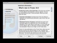 Apple bulut işlevlerinin bir kısmını barındıran iTunes 10.3'ü yayınladı