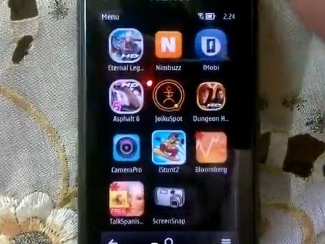 N8 için Symbian Belle kendini şöyle bir gösterdi, Symbian Anna NaviFirm üzerinde yayınlandı – Video