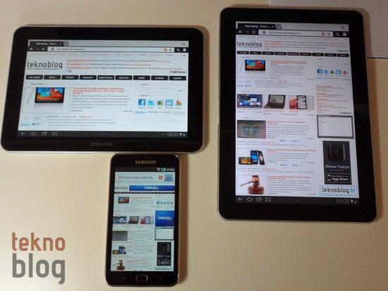 Gmail Ön İzleme Paneliyle birlikte e-posta kutusuna tablet tarzı bir görünüm
