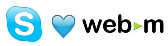 Skype 5.5 Windows istemcisiyle birlikte WebM formatında video görüşmeleri gerçek oldu