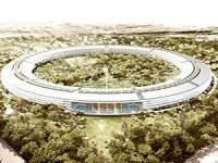 Apple'ın gelecekteki yerleşkesine ait yeni çizim ve planlar ortaya çıktı – Galeri