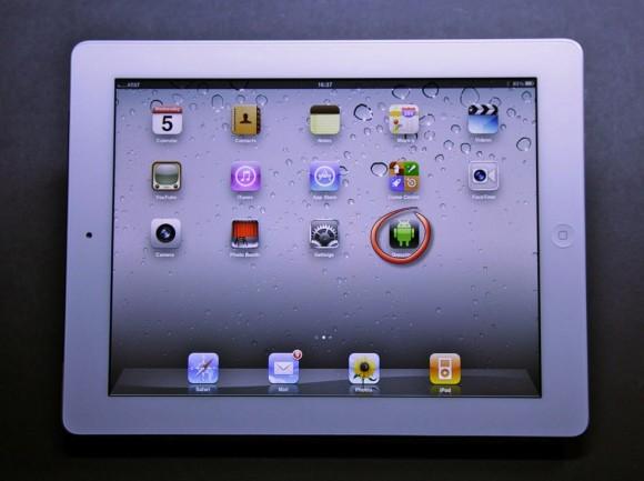 Alien Dalvik 2.0 ile Android uygulamaları iPad'de çalıştırıldı