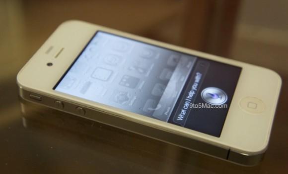 Siri iPhone 4'te eksik şekilde çalıştırıldı – Video