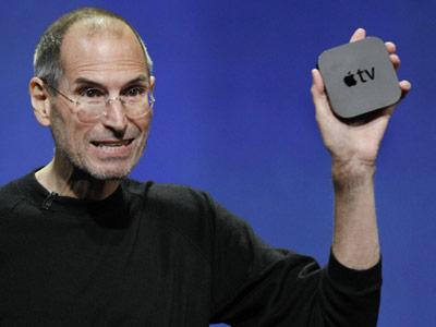 Apple'ın HDTV projesinin başında iTunes üzerinde çalışmış bir yazılım mühendisi var