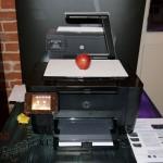 HP'den üç boyutlu nesne tarayıcısı: HP TopShot LaserJet Pro M275 – Galeri & Video