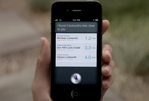 iPhone 4S'in Siri'si veri kullanımı konusunda cimri davranıyor