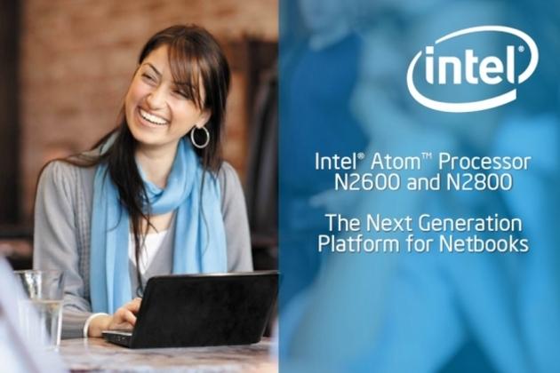 Intel N2800 ve N2600 nihayet çıktı, Cedar Trail barındıran modeller 2012'nin başında gelecek