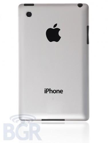 Apple 2012 model iPhone'da alüminyum arka panel ve plastik şeride yer verebilir