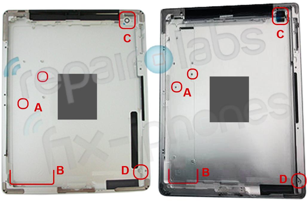 iPad 3 daha büyük pil ve yeni LCD ile gelebilir
