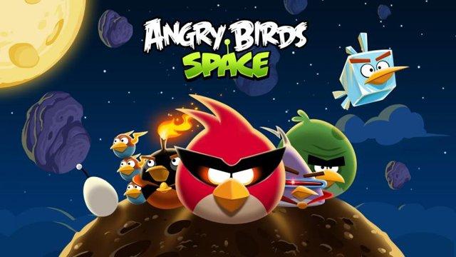Angry Birds Space Steam'de yerini aldı
