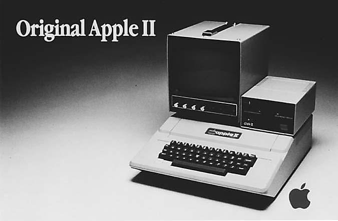 Apple II 35. doğum gününü kutluyor