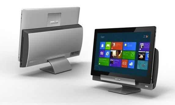 ASUS Transformer AiO ile PC ve tablet formunu birbirine yaklaştırıyor