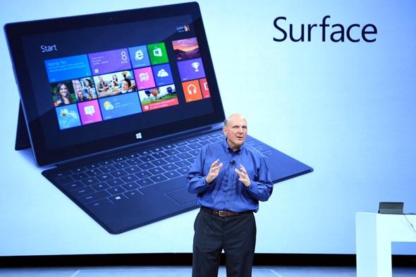 Microsoft'a göre tabletler gelecek yıl PC'leri geride bırakacak