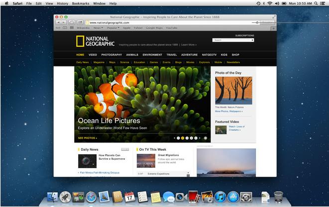 Apple Safari 6'nın yeniliklerini sergiledi