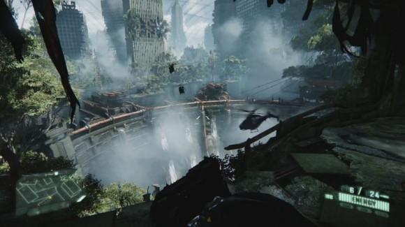 Crysis 3 Kuzey Amerika'da 19 Şubat, Avrupa'da ise 22 Şubatta satışa sunulacak