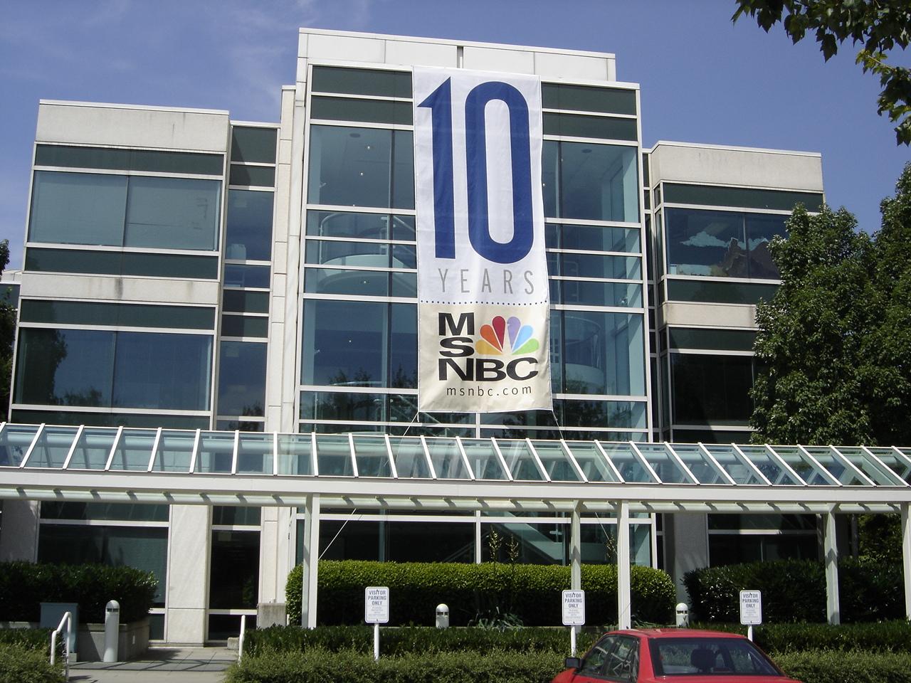 Microsoft MSNBC.com'daki hisselerini Comcast'a devretti