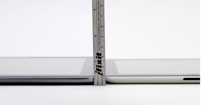 Samsung Galaxy Note 10.1 iFixit'ten olumlu not aldı