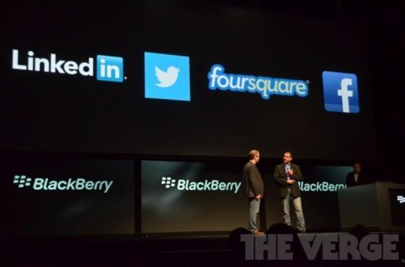 BlackBerry 10 çıktığında Facebook ve Twitter da dahil 100 bin uygulama App World'de hazır olacak