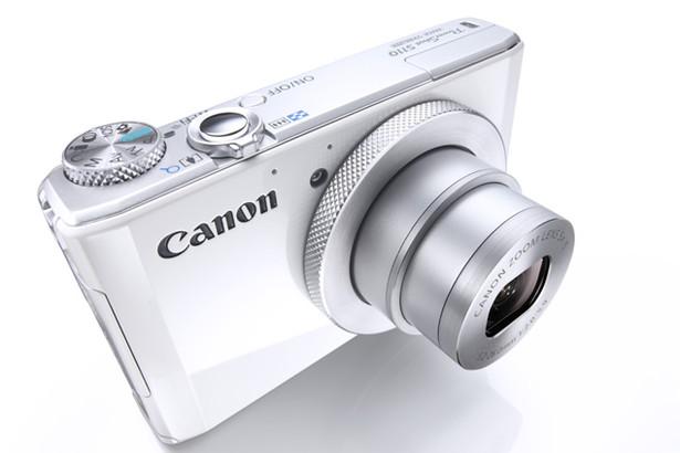 Canon PowerShot S110 Wi-Fi desteğiyle birlikte geldi