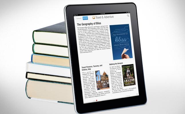 Flipboard Apple ile işbirliğine gitti, iBookstore mağazasını dergi görünümünde sunmaya başladı
