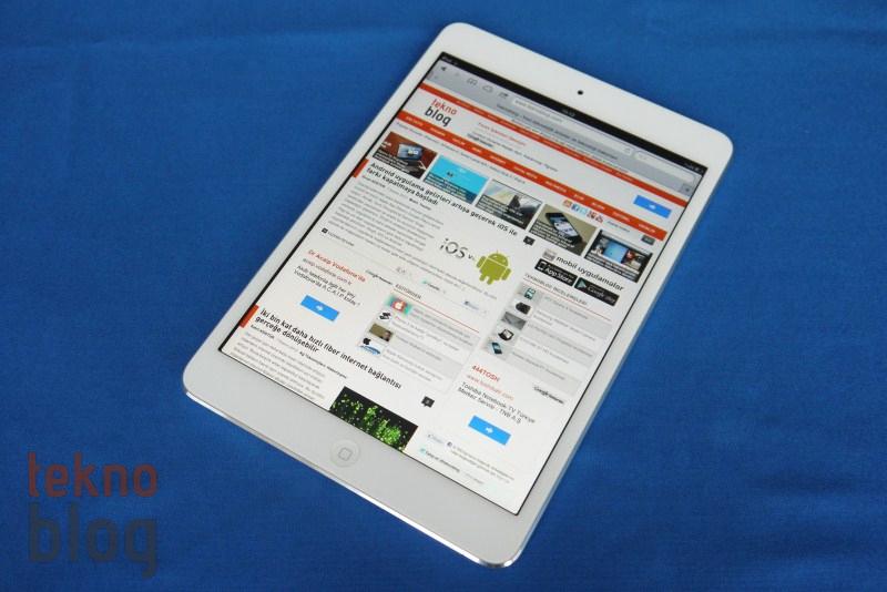 iPad mini İncelemesi