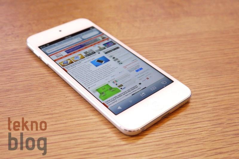 iPod touch (5.nesil) İncelemesi