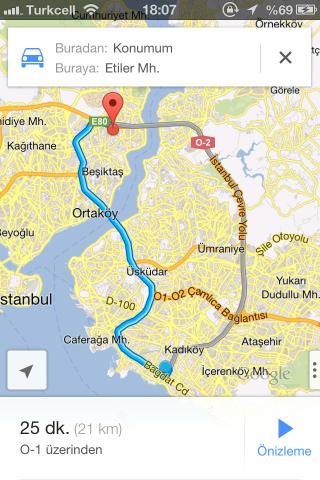 iOS için Google Haritalar uygulaması ilk 48 saatte 10 milyon indirme rakamını aşmayı başardı