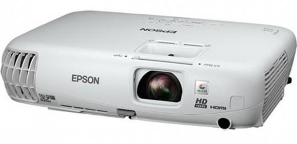Epson yeni projektörü PowerLite Home Cinema 750D'yi duyurdu