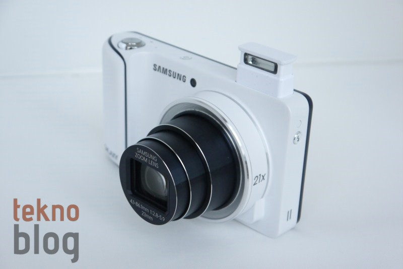 Samsung Galaxy Camera İncelemesi