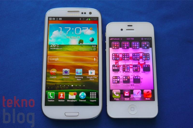Akıllı telefon pazarında Samsung ve Apple'ın hakimiyeti devam ediyor