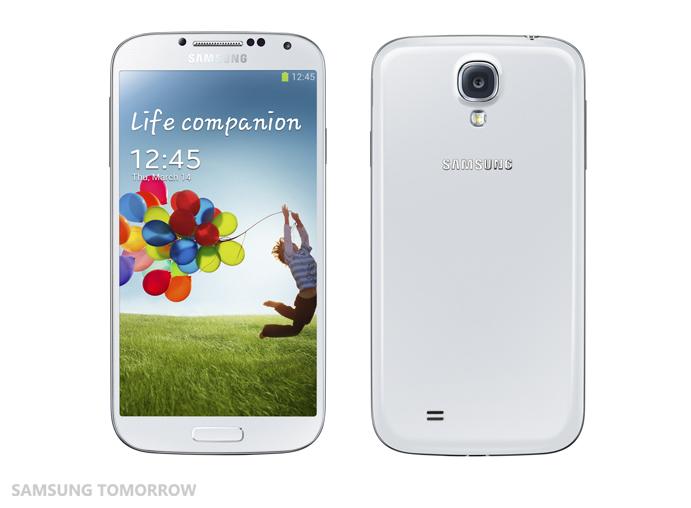 İşte karşınızda Samsung Galaxy S4