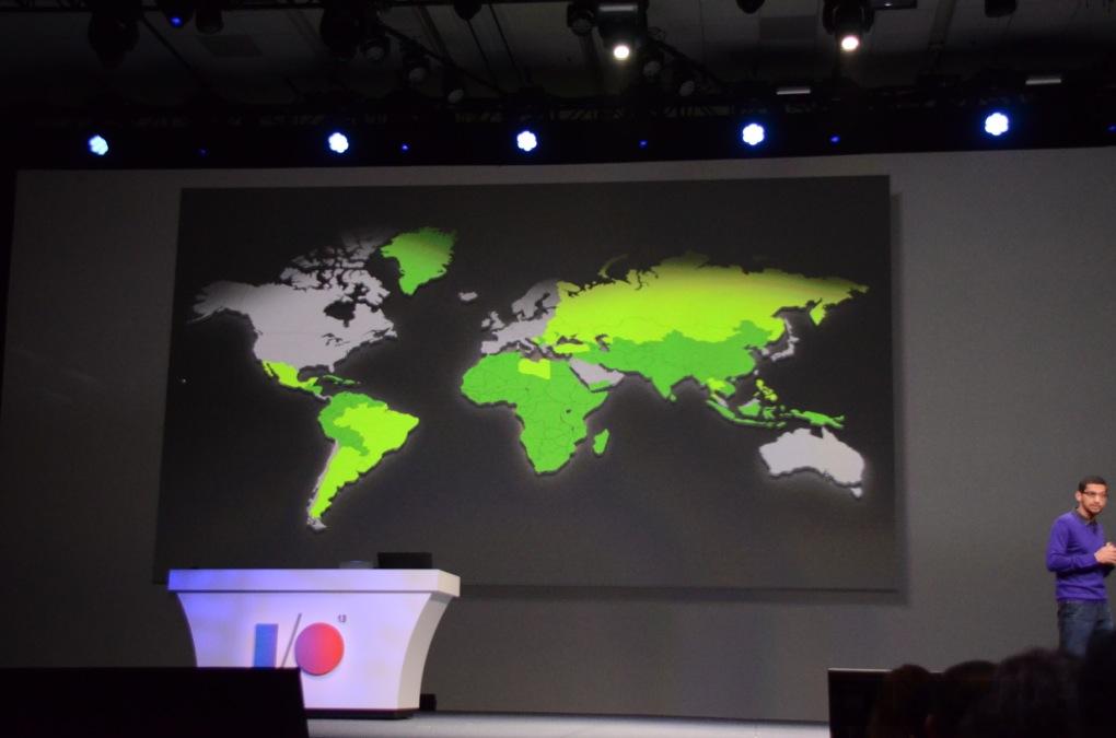 Google açıkladı: Şimdiye kadar 900 milyon Android cihazı etkinleştirildi