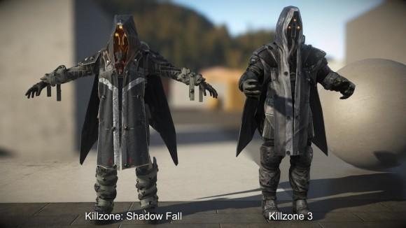 Killzone Shadow Fall PS4 teknoloji tanıtımı yeni nesil konsolun potansiyelini ortaya koyuyor