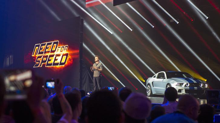 Aaron Paul'ün başrolünü oynadığı Need for Speed filmi 2014'ün ilkbaharında vizyona girecek