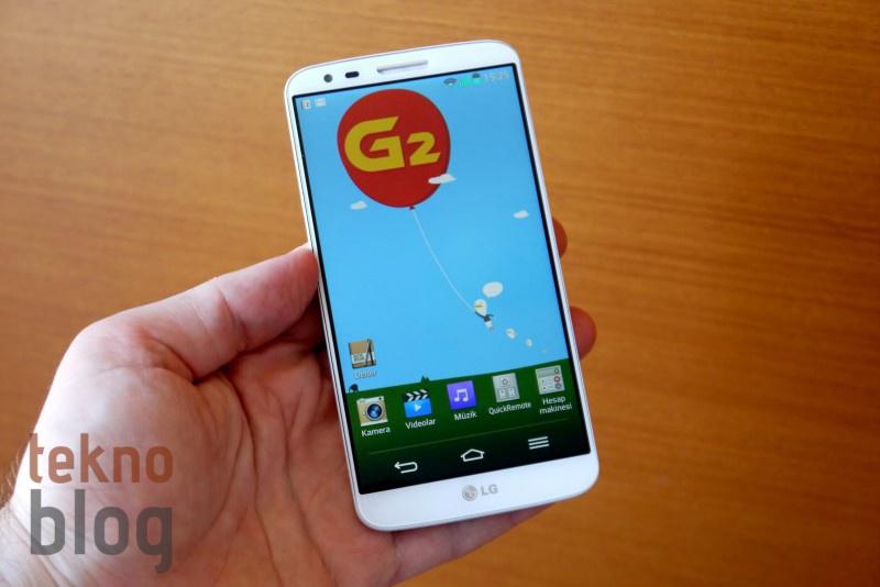 LG G2 Mini'nin teknik özellikleri benchmark testiyle sızdı