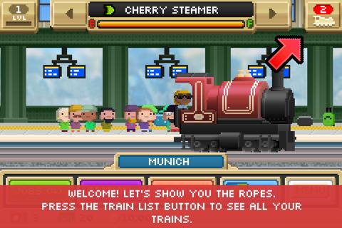 Günün uygulaması: Pocket Trains