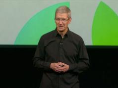 """Apple CEO'su Tim Cook'tan çalışanlarına: """"2014'ten çok şey bekliyoruz"""""""