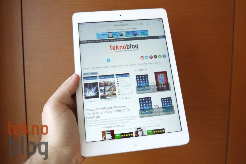 iPad Air İncelemesi
