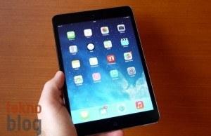 Retina ekranlı iPad mini İncelemesi
