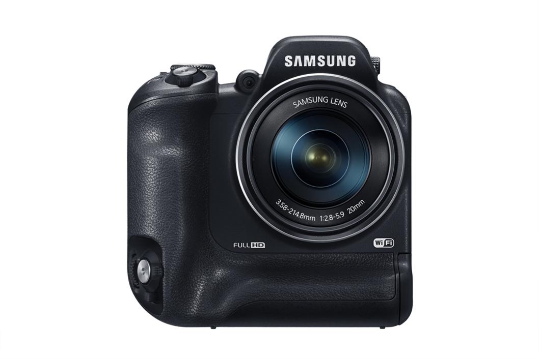Samsung yeni WB akıllı kameralarıyla hızlı paylaşıma odaklanıyor