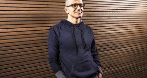 "Microsoft CEO'su Satya Nadella ""Hit Refresh"" isminde bir kitap yazıyor"