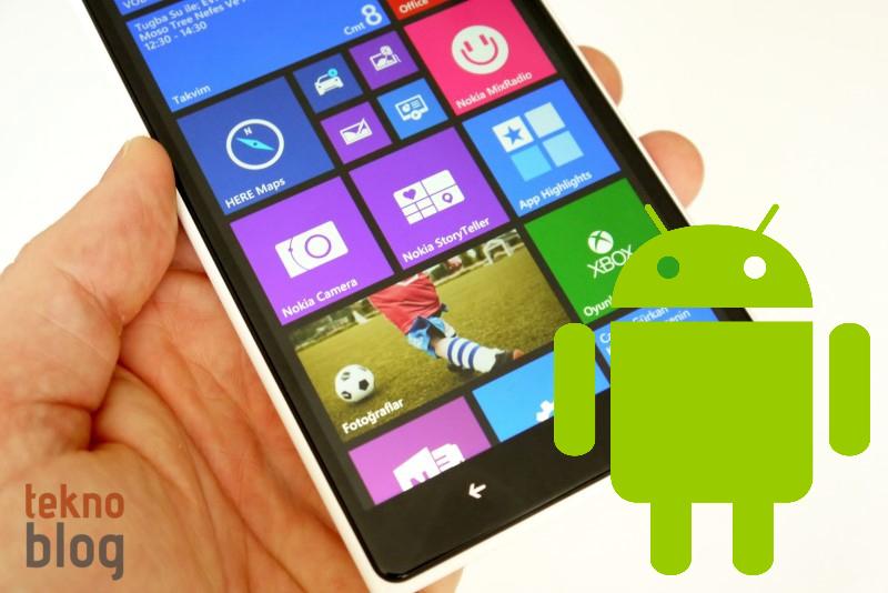 Hem Android hem Windows Phone çalıştırabilen akıllı telefonlar bu yıl çıkacak